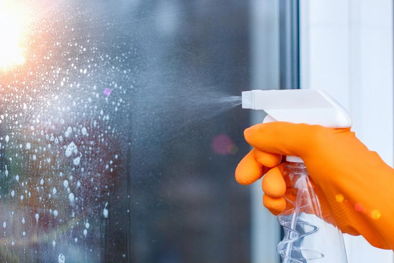 sanitização de ambientes